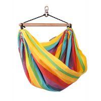 Iri Rainbow - Silla colgante infantil de algodón