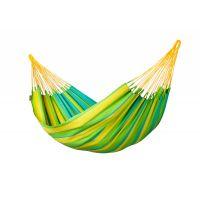Sonrisa Lime - Hamaca clásica individual outdoor