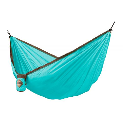 Colibri Turquoise - Hamaca de viaje individual con sujeción