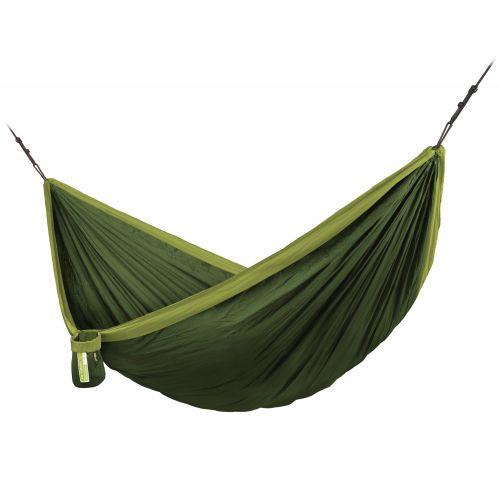 Colibri 3.0 Forest - Hamaca de viaje individual con sujeción