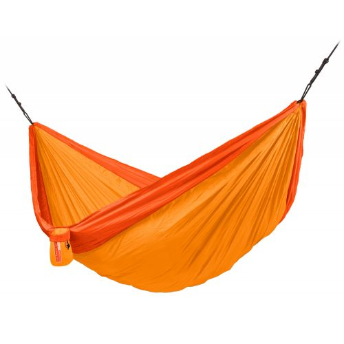 Colibri 3.0 Sunrise - Hamaca de viaje doble con sujeción