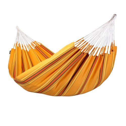 Currambera Apricot - Hamaca clásica doble de algodón