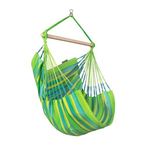 Domingo Lime - Silla colgante basic outdoor