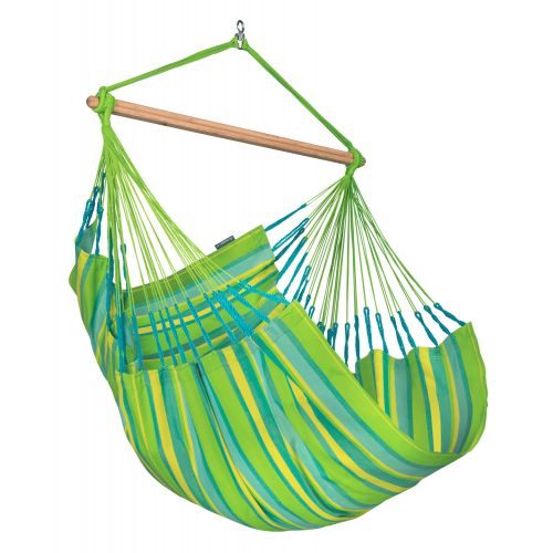 Domingo Lime - Silla colgante comfort outdoor