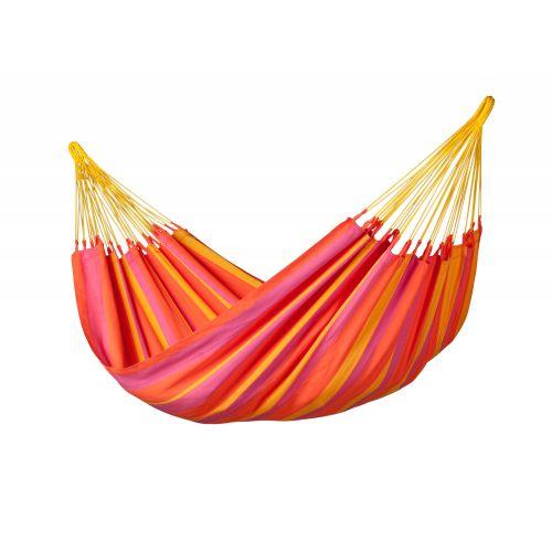 Sonrisa Mandarine - Hamaca clásica individual outdoor